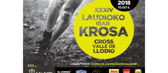 XXXIV CROSS VALLE LLODIO- LAUDIOKO IBAR KROSA