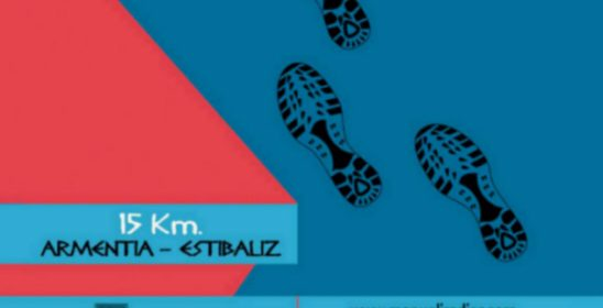 XXXIV CARRERA POPULAR VITORIA-ESTIBALIZ